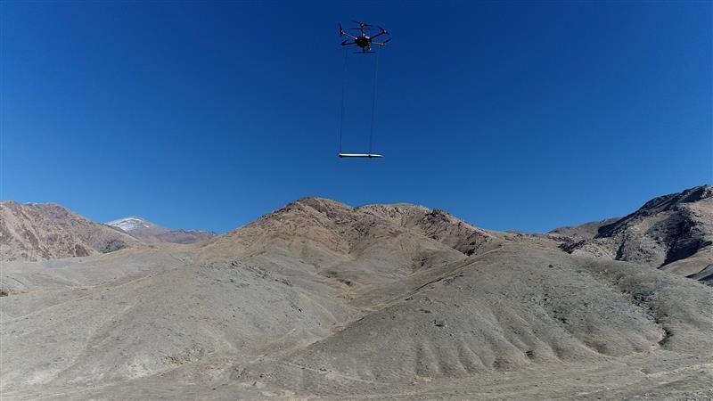 Humboldt Range Geothermal Fieldwork